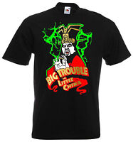 David Lopan Big Trouble In Little China Movie T Shirt