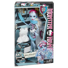 MONSTER High Abbey Bominable figlia dello Yeti ART CLASSE ORIGINALE UK-NUOVO