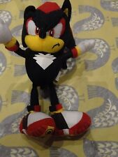 Official Shadow the Hedgehog Sonic X Soft Plush Toy by Gosh International
