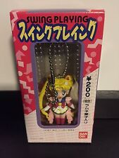 Sailor Moon S Super Swing Playing Keychain Bandai Japan 1994 Candy Vintage