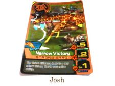 Animal Kaiser Evolution Evo Version Ver 5 Bronze Card (S127E: Narrow Victory)