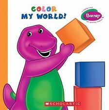 Color My World!  (Barney)
