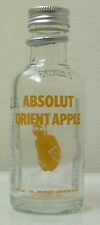 ABSOLUT ORIENT APPLE VODKA MINIATURE BOTTLE - No Contents