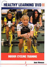 Indoor Cycling  Training DVD Used - Good ( DVD )