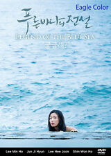 The Legend of the Blue Sea Korean Drama (4DVDs) Excellent English & Quality!
