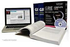 Kaplan GRE Complete 2016: The Ultimate in Comprehensive Self-Study for GRE w/DVD