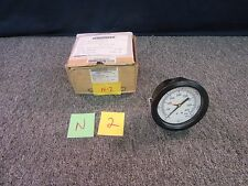 MARSHALL TOWN PRESSURE DIAL GAUGE GAGE 0-400 PSI 0-2800 KPA MILITARY SURPLUS NEW