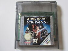 Star Wars Episode I Obi-Wan's Adventures - Nintendo GameBoy Color #83