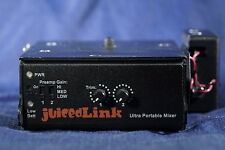 juicedLink CX231 Audio Mixer and Preamp with DN101 AGC Disabler