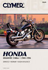 Clymer Repair Service Shop Manual Vintage Honda VT1100C Shadow 85-90 92-96