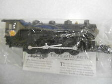 FLETCHER-BARNHARDT WHITE TRAIN ENGINE Shell Oil Atlas Model Railroad Locomotive