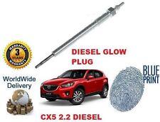 FOR MAZDA CX5 CX 5 2.2 DT 2191cc DIESEL 11/2011-- ON DIESEL ENGINE GLOW PLUG