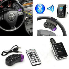 Bluetooth LCD Car Kit MP3 Player FM Transmitter Modulator With Remote Control HY