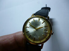 MENS VINTAGE MAJEX 25 JEWEL A.S 1700/01 Cal. AUTO DATE GP GOOD WORKING CONDITION