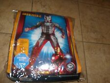 MARVEL IRON MAN 2 AVENGERS AGE OF ULTRON BOYS COSTUME LARGE 10-12