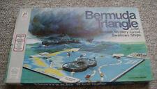 Bermuda Triangle Board Game Vintage 1976 Milton Bradley Complete
