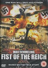 MAX SCHMELING - FIST OF THE REICH. Based on the True Story (NEW/SEALED DVD 2010)