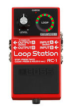 Boss RC-1 Loop station pédale d'effets guitare