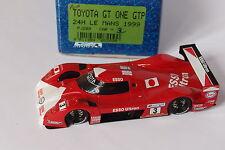 KIT MONTé  BBR TOYOTA GT-ONE GTP #3 LE MANS 1999 1/43