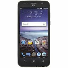 "UNLOCKED ZTE Maven Z812 Google Android Phone, 5MP, Dual Camera, 4.5"" LCD, NEW"