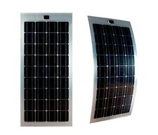 Flexibles Solarmodul Solarpanel Flexible 100Watt W 12 V Volt Mono semi flex