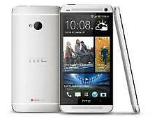 HTC One M7 GSM 3G 4G LTE 32 gb / support ex-  64 GB IMPORTED & Factory