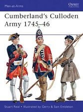 Osprey Men at arms 483: Cumberland´s Culloden Army 1745-46 / NEU