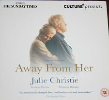 Away From Her (DVD), Julie Christie, Gorden Pinset, Olympia, Dukakis
