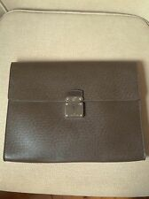 Louis Vuitton Taiga Minuto Portfolio Brown