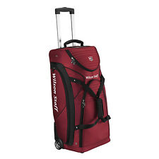 Wilson Staff Wheeled Travel Bag / Travel Luggage Perfect for Holidays and Trips