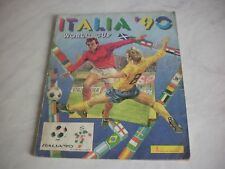 1990 PANINI World Cup Italy 90 COMPLETE Soccer Football 2x Album Original YU