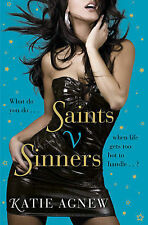 Saints v Sinners by Katie Agnew (Paperback, 2010)