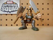 Marvel Super Hero Squad RARE ARES from Modern Thor Wave 8