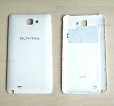 New OEM White Battery Door Back Cover 4 Samsung Galaxy Note i717(standard Ver)