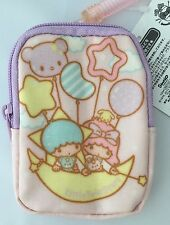Little Twin Stars Pouch Card Coin Case Holder Purse Strap Sanrio Japan Import