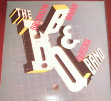"The Brooklyn Bronx & Queens Band Lp "" OMONIMO "" Capitol 1981"