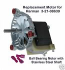 HARMAN PELLET STOVE EXHAUST- COMBUSTION BLOWER MOTOR [PP7613] - 3-21-08639
