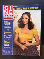 CINE REVUE 1979 N°28 laura antonelli nicole courcel mohammed ali sylvia kristel