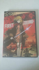 DVD ANIMATION - FIRST SQUAD LE MOMENT DE VERITE - DVD NEUF