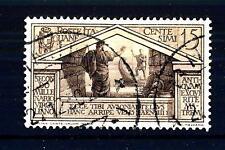 ITALIA - Regno - 1930 - Bimillenario della nascita di Virgilio - 15 cent. bruno