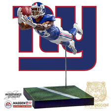 ODELL BECKHAM - New York Giants McFarlane Madden NFL 17 Ultimate Series 1 Figure