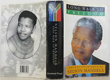 NELSON MANDELA Long Walk to Freedom INSCRIBED FIRST EDITION