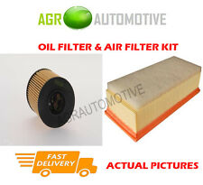 DIESEL SERVICE KIT OIL AIR FILTER FOR FIAT SCUDO 2.0 120 BHP 2006-
