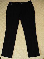 NWT Lauren Ralph Lauren Black Pants Women's 16W