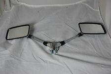 MIRRORS OEM STYLE CHROME  E MARKED A GRADE  FOR HONDA CB1300 CB1000 CB1400