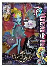 Monster high 13 souhaits lagoona blue poupée