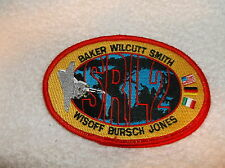 NASA NEW SEW ON NAME PATCH  (92)