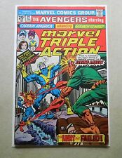 Marvel Triple Action #27 MARK JEWELERS VARIANT + See our other Marvel variants!