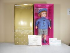 Horsman Dolly Rosebud Brother Limited Edition 1991 Replica 1925 Brother Doll