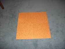 FACTORY ACRYLIC SEALED CORK FLOOR TILES